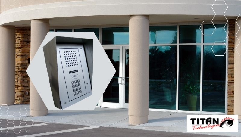 GSM Mini – Wireless Intercom